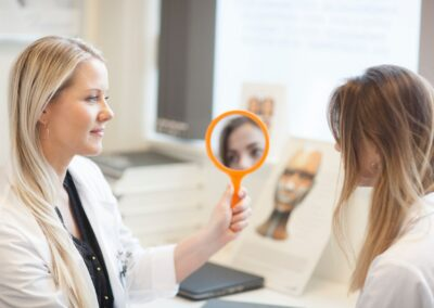 Tilpasset hudpleie & ansiktsbehandlinger