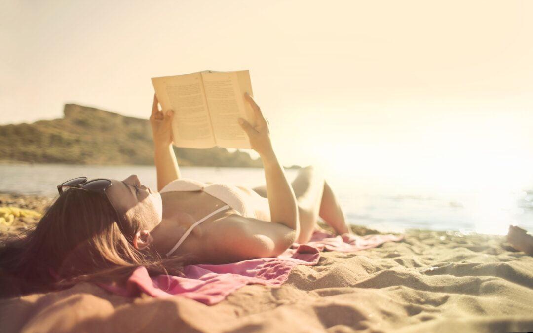 Sommer og sol skal nytes- men ta vare på huden din.